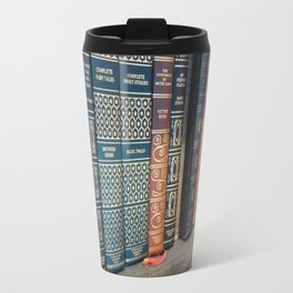 Quirky Little Guy Metal Travel Mug