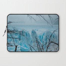 Blue Ice Laptop Sleeve