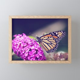 Butterfly Dreams Framed Mini Art Print