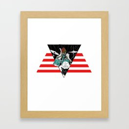 Wilde Framed Art Print