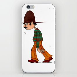 Oh Pedrito iPhone Skin