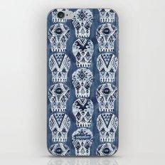 AZTEC MUERTOS iPhone & iPod Skin
