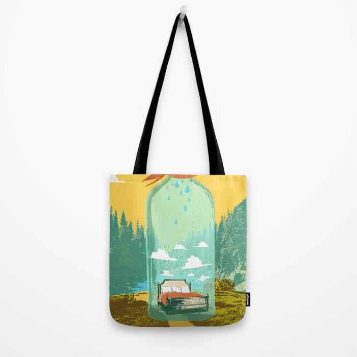DREAM BOTTLE Tote Bag
