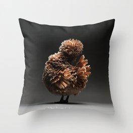 Chic!ken - Padovana Throw Pillow