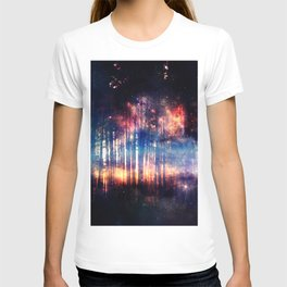Alone in the forest T-shirt