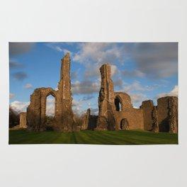 Neath Abbey Ruins Rug