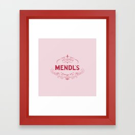 MENDL'S Framed Art Print