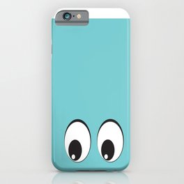 Eyes on You! iPhone Case