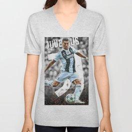 CR7- Juventus 2018 Unisex V-Neck