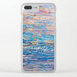 Summer's Secret Clear iPhone Case