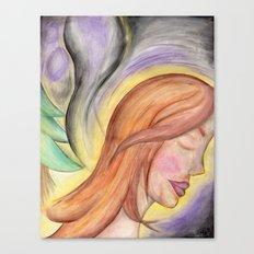 Translucent Life Canvas Print