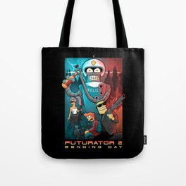 Futurator 2 Tote Bag
