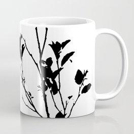 Botanical Contrast Coffee Mug