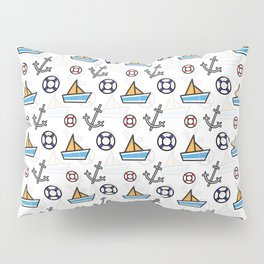 Nautica_Series 3 Pillow Sham