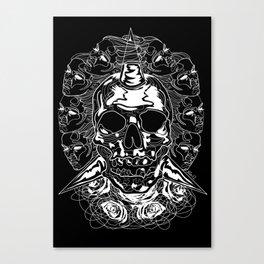Passive Aggressive Canvas Print