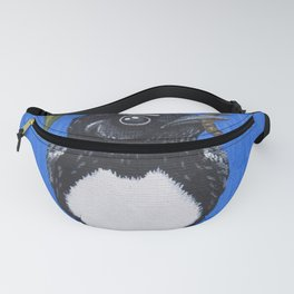 Willywagtail Dinnertime Fanny Pack