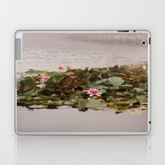 Water Lilies Laptop & iPad Skin
