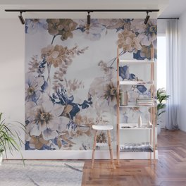 FLORAL PATTERN31 Wall Mural