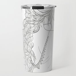 BRAIDGIRLONE Travel Mug