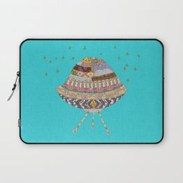 My Spaceship Will Come Laptop Sleeve