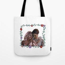 emma, regina and hope Tote Bag