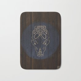 Deer Shield Bath Mat