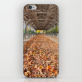 North Point Trolley Pavilion iPhone Skin