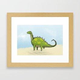 Dinosaurus Framed Art Print
