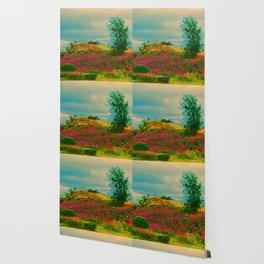 Scottish Weeds Wallpaper