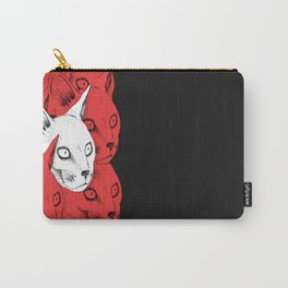 Cursed Cats Carry-All Pouch