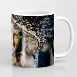 Body Painting OWL 3 - Made in Italy Coffee Mug