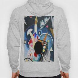 Wassily Kandinsky One Center Detail Hoody