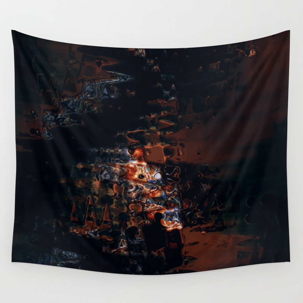 Storm Queen Wall Tapestry by Stephenlinhart TPS392873