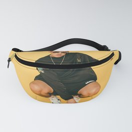 Bad Bunny Pose Fanny Pack