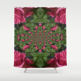 Flowering Pinkness... Shower Curtain