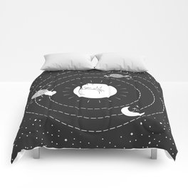 The Space Cat Comforters