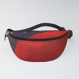 Mars In The Stars Fanny Pack