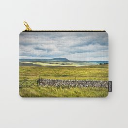 A View From Ribblehead Carry-All Pouch