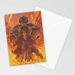 Truffula Flu Entre & Rocky Stationery Cards