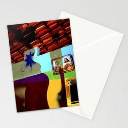 Internal landscapes Stationery Cards
