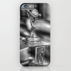 Rolls Royce Black and White Slim Case iPhone 6