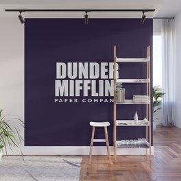 The Dunder Office Mifflin Inc. Design, T-Shirt, tshirt, tee, jersey, poster, Original Funny Gift Wall Mural