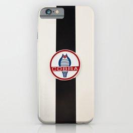 Shelby Cobra Logo iPhone Case