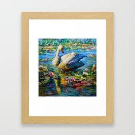 Bird Art #5 by Leon Devenice Framed Art Print