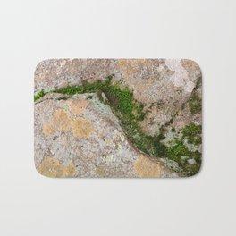 Yin Yang Moss Stone Bath Mat