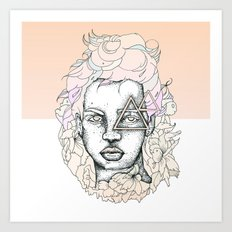P R U N E Art Print