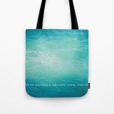 the sea 02 Tote Bag