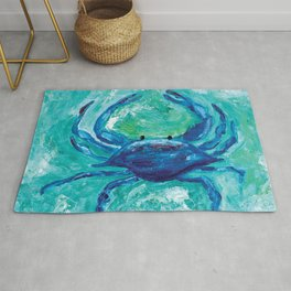 Oh Crab! Rug