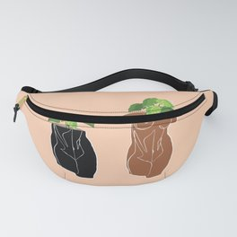 Planters in the Nude Fanny Pack