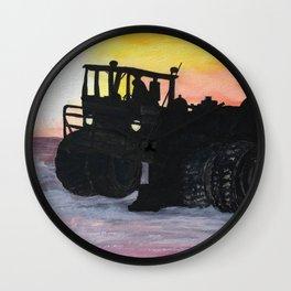 vibe truck Wall Clock